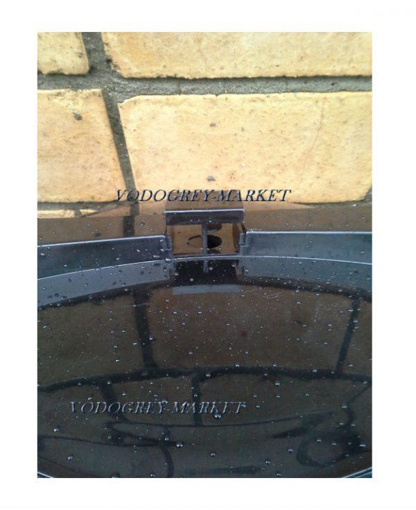 Интернет-магазин вДОМнаДАЧУ 13 - Бак для душа Rostok 110 л с подогревом и лейкой.