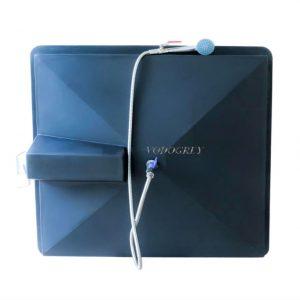 Интернет-магазин вДОМнаДАЧУ 14 - Бак для душа с подогревом 110 л с гибким шлангом.