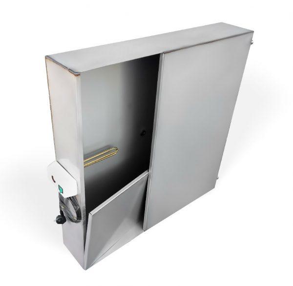 Интернет-магазин вДОМнаДАЧУ 2 - Бак из нержавейки для душа 150 л с подогревом.