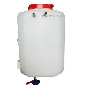 Интернет-магазин вДОМнаДАЧУ 39 - Бочка для душа с подогревом 110 л 2 кВт с терморегулятором.