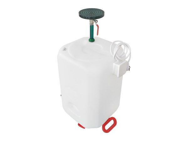 Интернет-магазин вДОМнаДАЧУ 1 - Водонагреватель-душ Садко 50 л 1,5 кВт с терморегулятором.